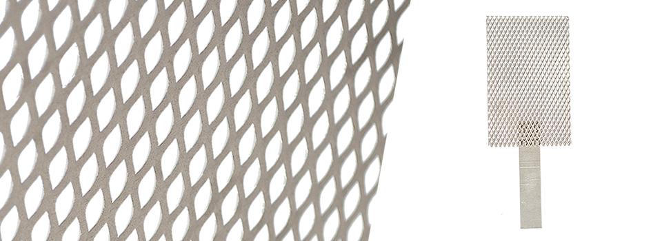 anodo-titanio-platinizado